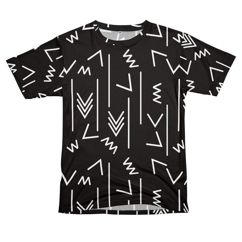 Chaos in Men's T-Shirt Cut & Sew by WeirdPeople's ArtistShop