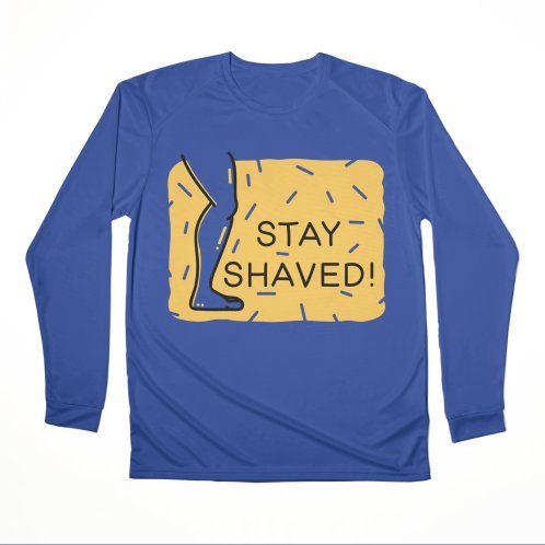 image for Stay shaved