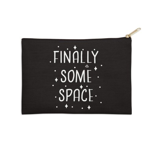 image for Finally some space