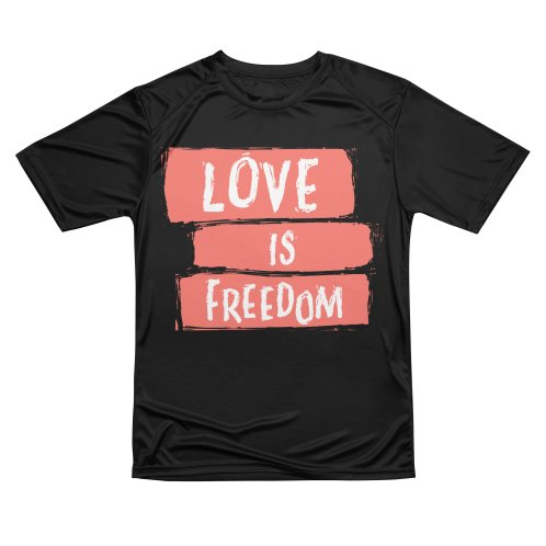 image for Love is freedom