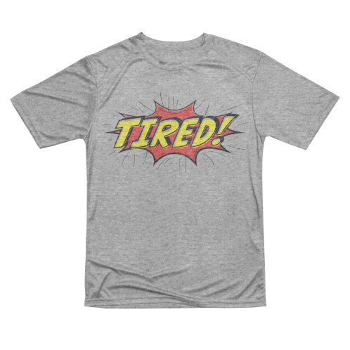image for Tired - Yellow