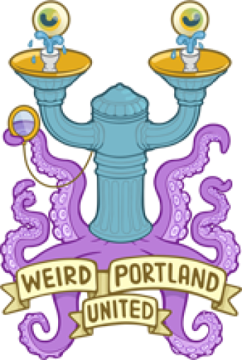 Weird Portland United Shop Logo