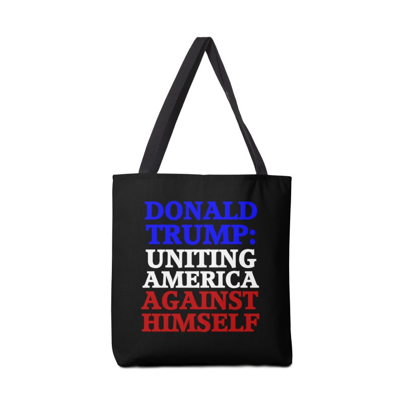 Uniting America Accessories Tote Bag Bag by Welcome to Weirdsville