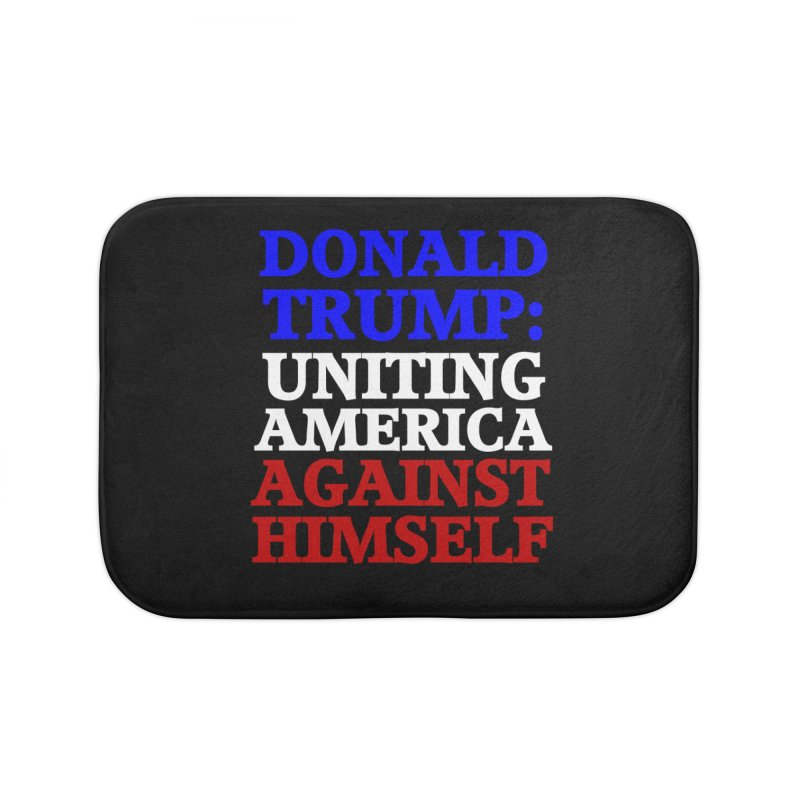 Uniting America Home Bath Mat by Welcome to Weirdsville