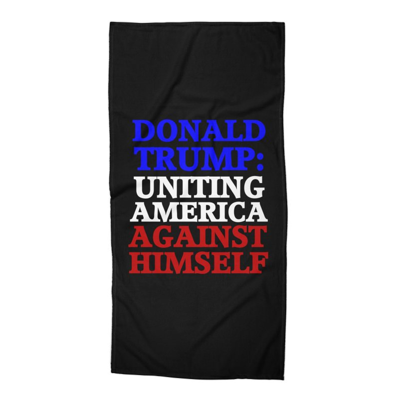 Uniting America Accessories Beach Towel by Welcome to Weirdsville