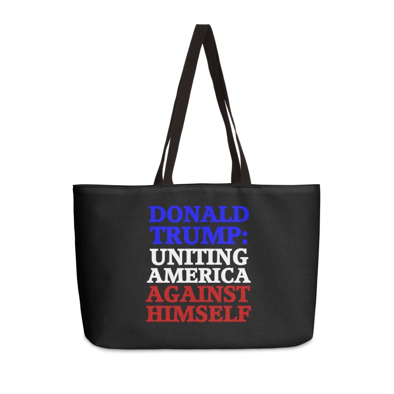 Uniting America Accessories Bag by Welcome to Weirdsville