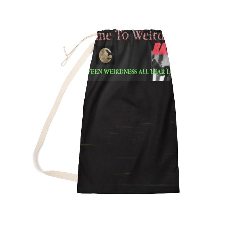 Welcome to Weirdsville Radio! Accessories Bag by Welcome to Weirdsville