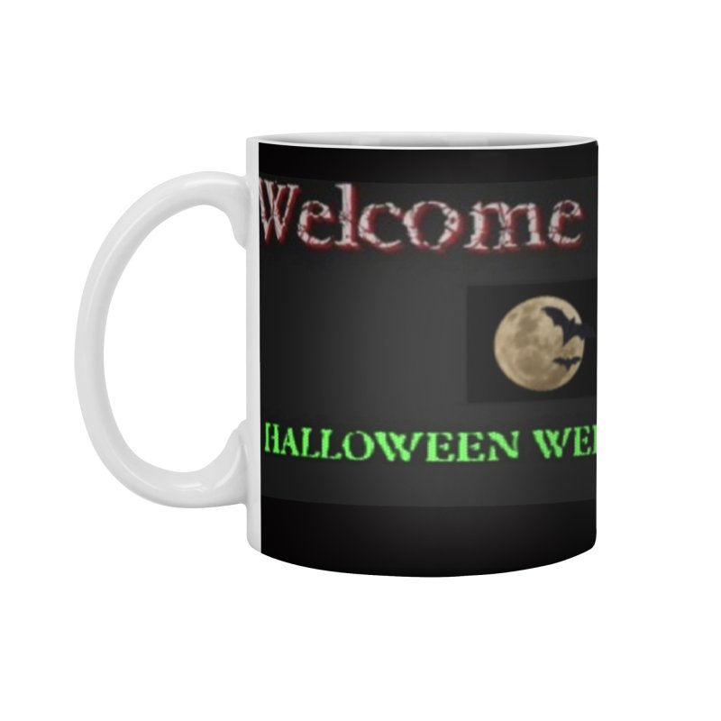 Welcome to Weirdsville Radio! Accessories Standard Mug by Welcome to Weirdsville