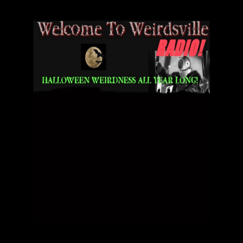 Welcome to Weirdsville Radio! Men's Zip-Up Hoody by Welcome to Weirdsville