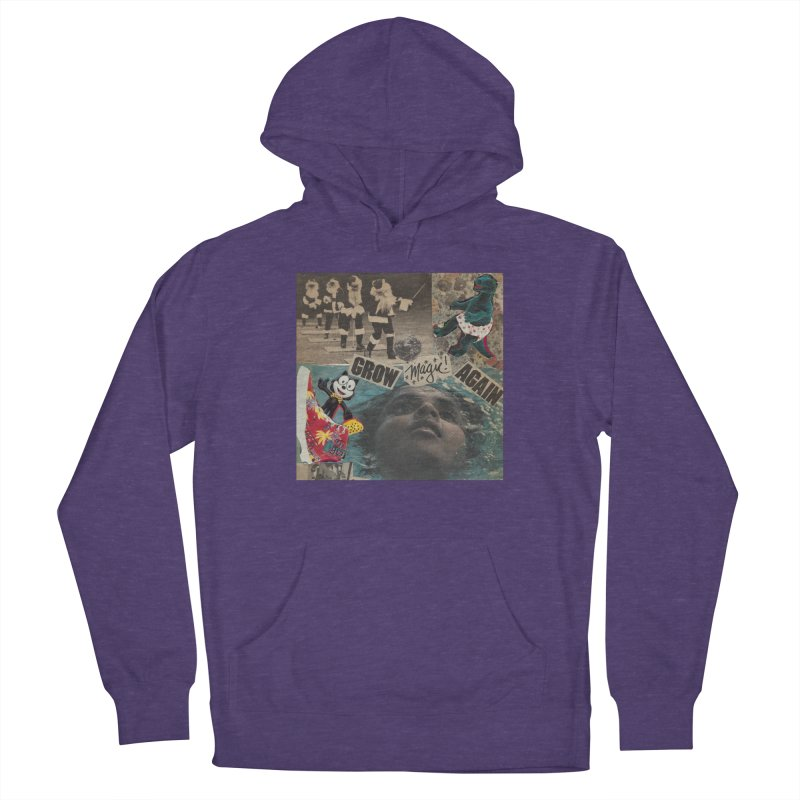 Grow Magic Again Men's Pullover Hoody by Welcome to Weirdsville
