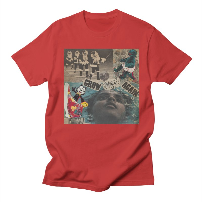 Grow Magic Again Men's Regular T-Shirt by Welcome to Weirdsville