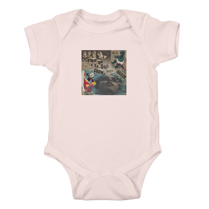 Grow Magic Again Kids Baby Bodysuit by Welcome to Weirdsville