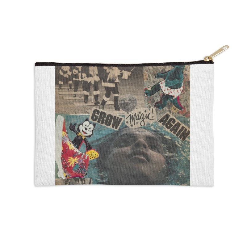 Grow Magic Again Accessories Zip Pouch by Welcome to Weirdsville