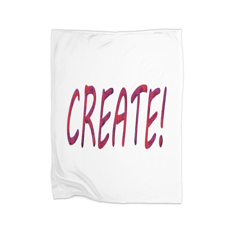 newcreate Home Fleece Blanket Blanket by Welcome to Weirdsville