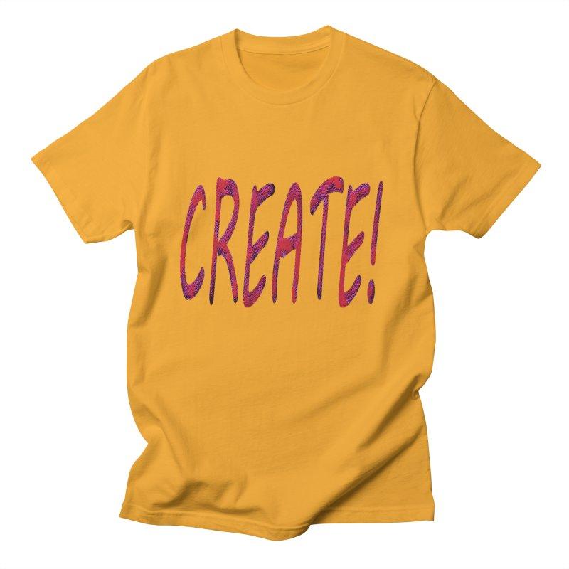 newcreate Women's Regular Unisex T-Shirt by Welcome to Weirdsville