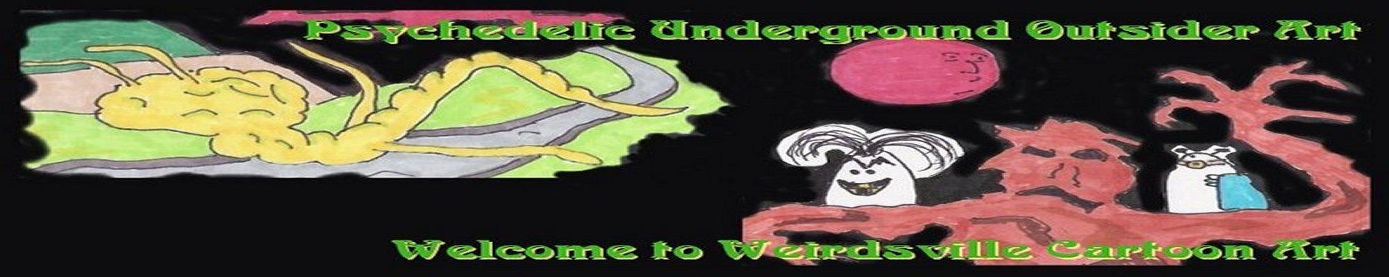 weirdsville Cover