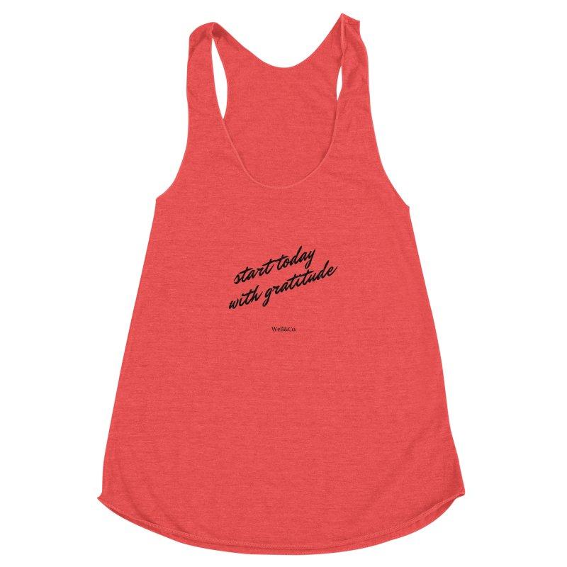 Gratitude Gear Women's Tank by Shop Well&Co.