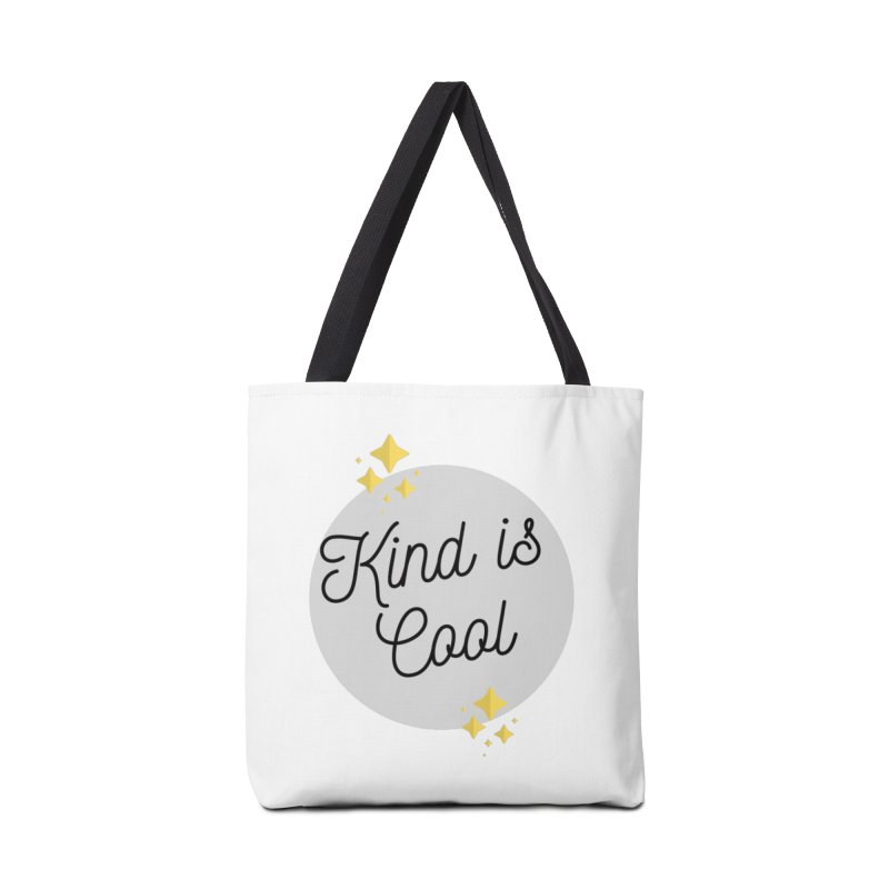 Kind is Cool Accessories Bag by Shop Well&Co.