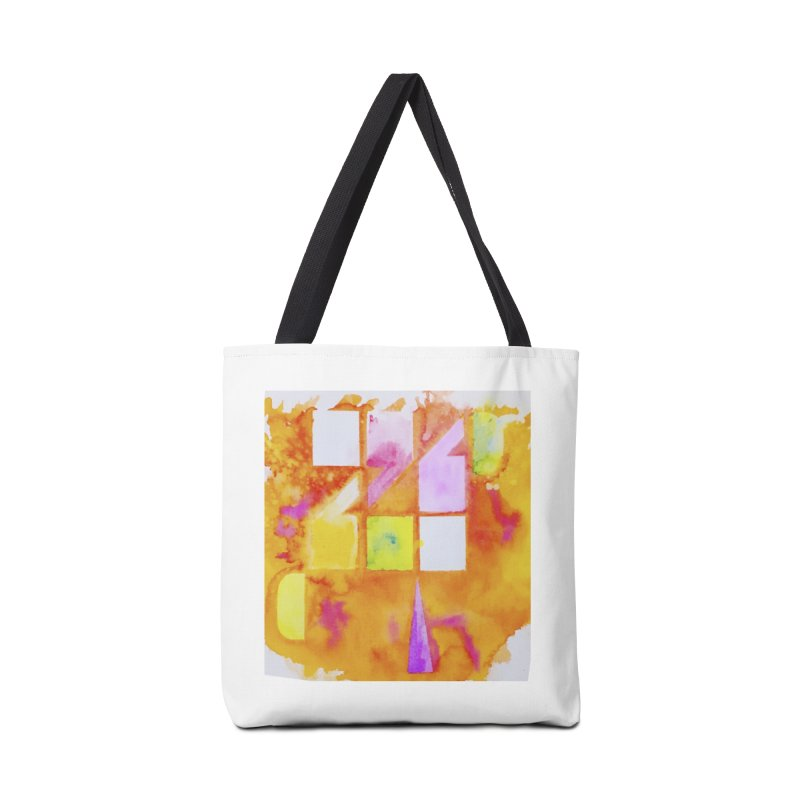 Typographic punctuation Accessories Tote Bag Bag by wellchosenletters' Artist Shop