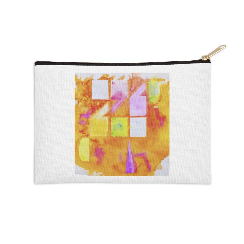 Typographic punctuation Accessories Zip Pouch by wellchosenletters' Artist Shop