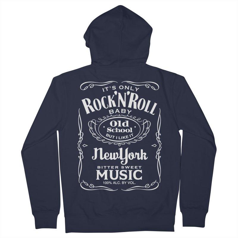 It's Only Rock 'n Roll Women's Zip-Up Hoody by wendigoproductionsnyc's Shop