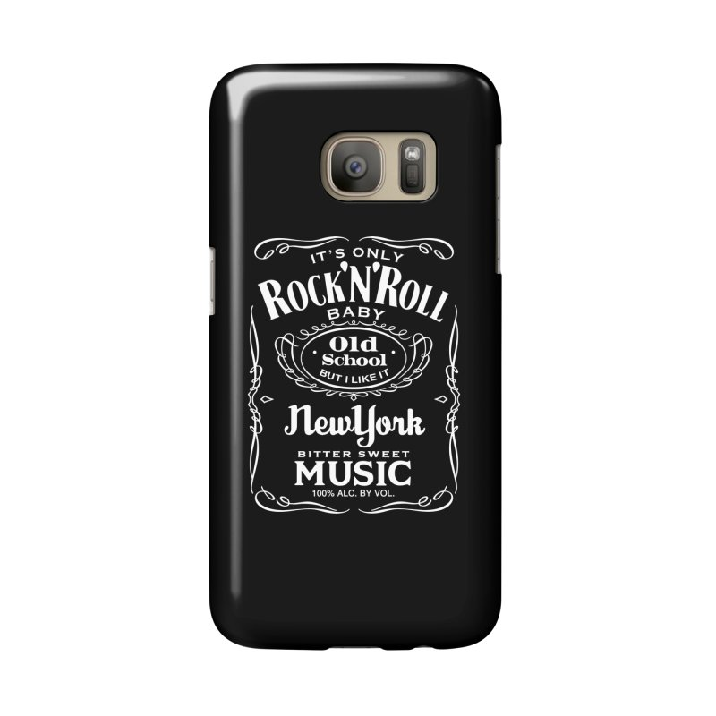 It's Only Rock 'n Roll Accessories Phone Case by wendigoproductionsnyc's Shop