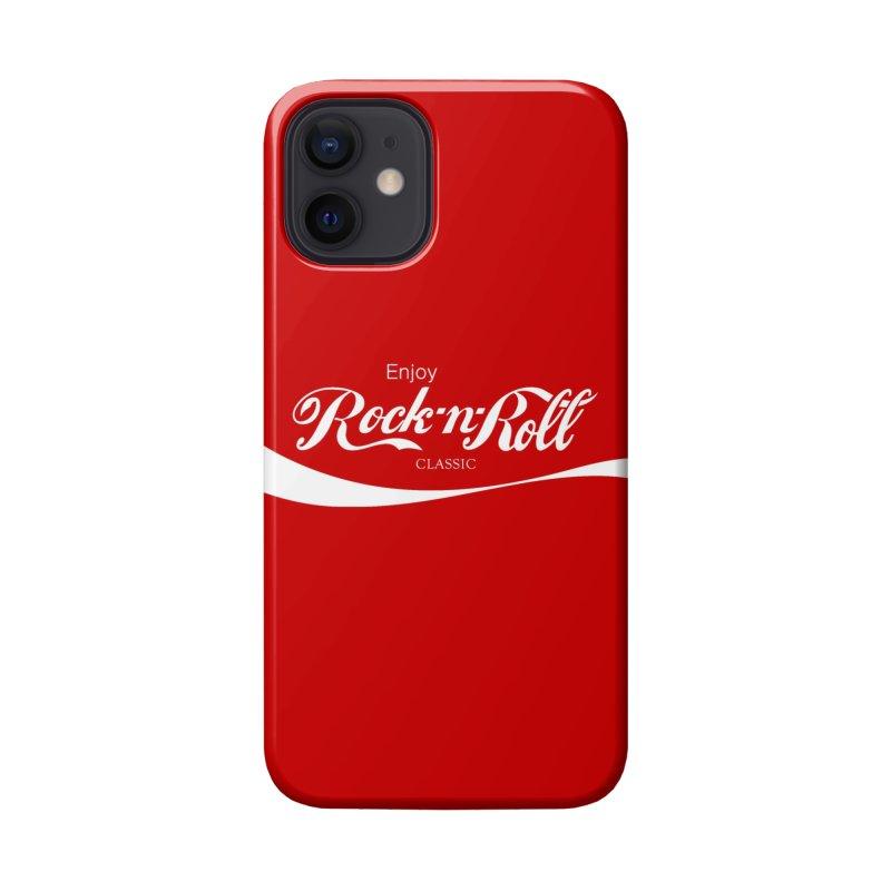 Enjoy Rock-n-Roll Classic Accessories Phone Case by wendigoproductionsnyc's Shop