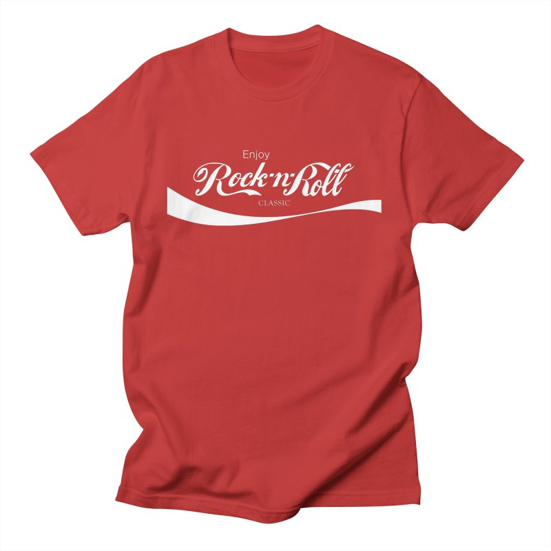 Enjoy Rock-n-Roll Classic Men's T-Shirt by wendigoproductionsnyc's Shop