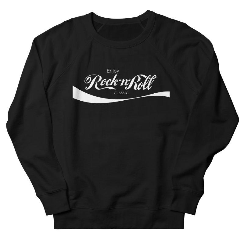 Enjoy Rock-n-Roll Classic Women's Sweatshirt by wendigoproductionsnyc's Shop