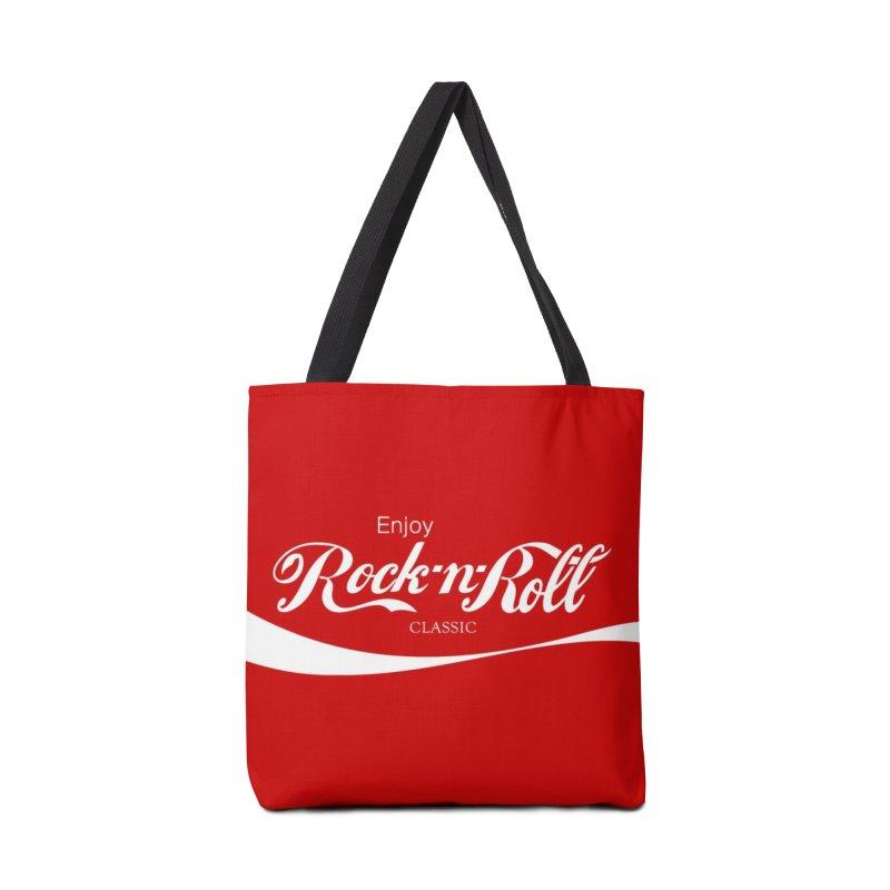 Enjoy Rock-n-Roll Classic Accessories Bag by wendigoproductionsnyc's Shop