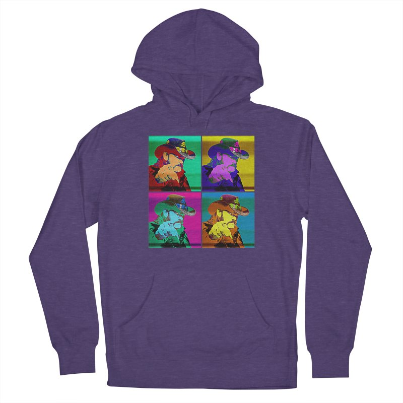 LEMMY FOR POP ART Women's Pullover Hoody by wendigoproductionsnyc's Shop