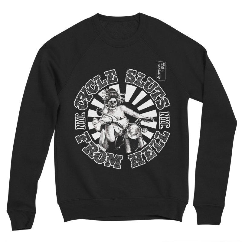 CYCLE SLUTS FROM HELL - Zombie Geisha Edition Women's Sweatshirt by wendigoproductionsnyc's Shop