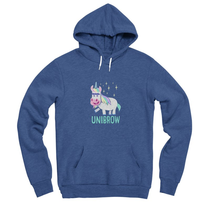 Unibrow Men's Pullover Hoody by