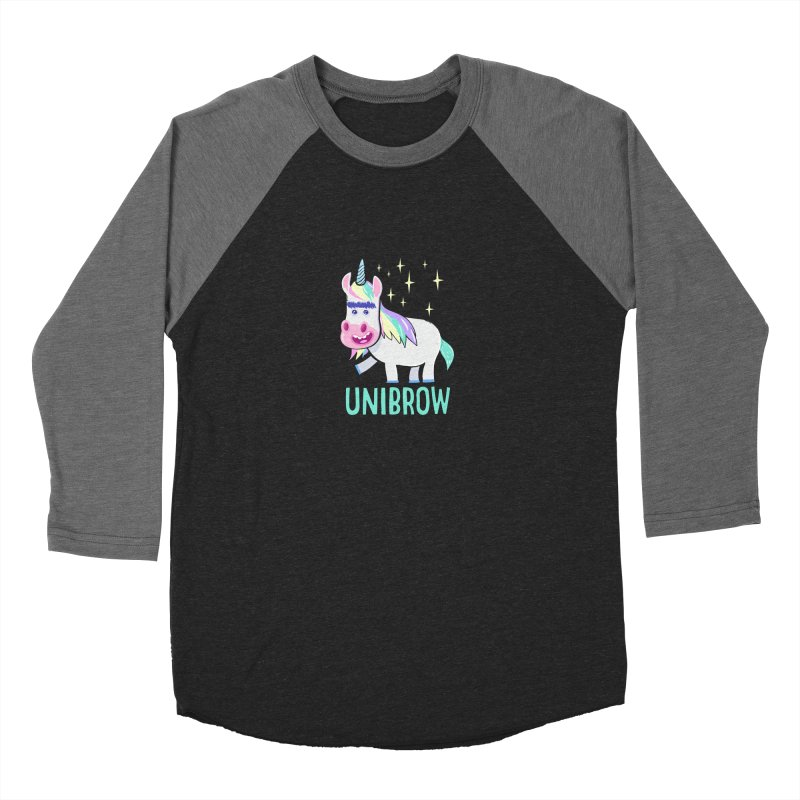 Unibrow Men's Longsleeve T-Shirt by
