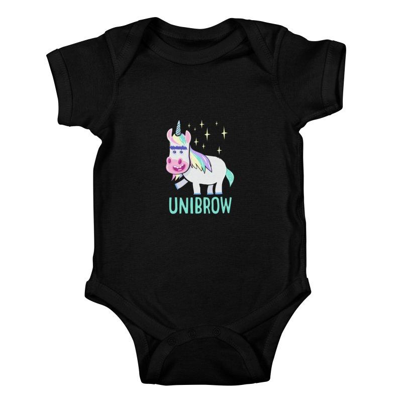 Unibrow Kids Baby Bodysuit by