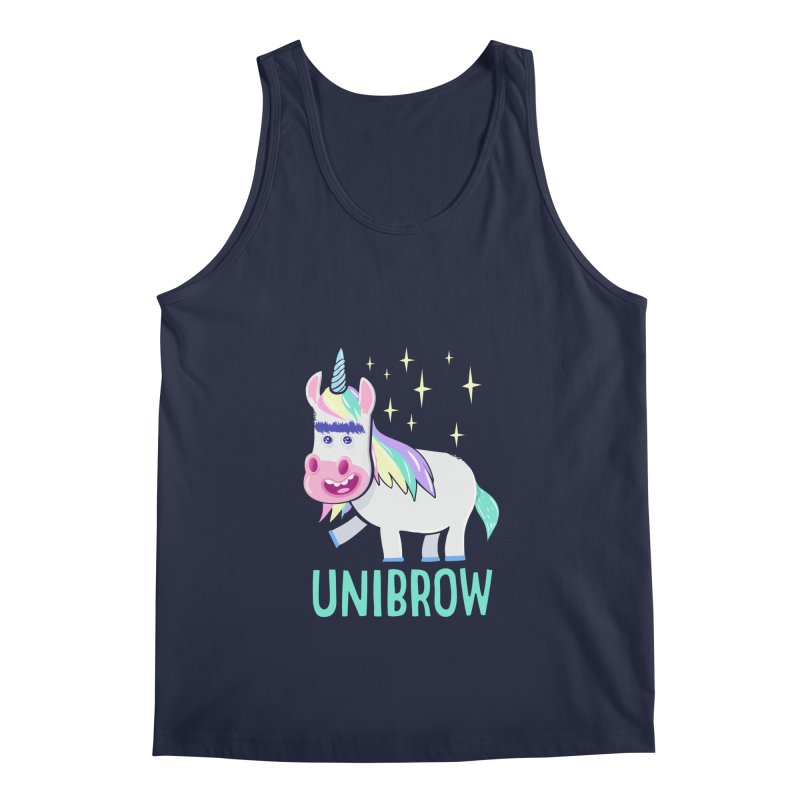 Unibrow Men's Tank by