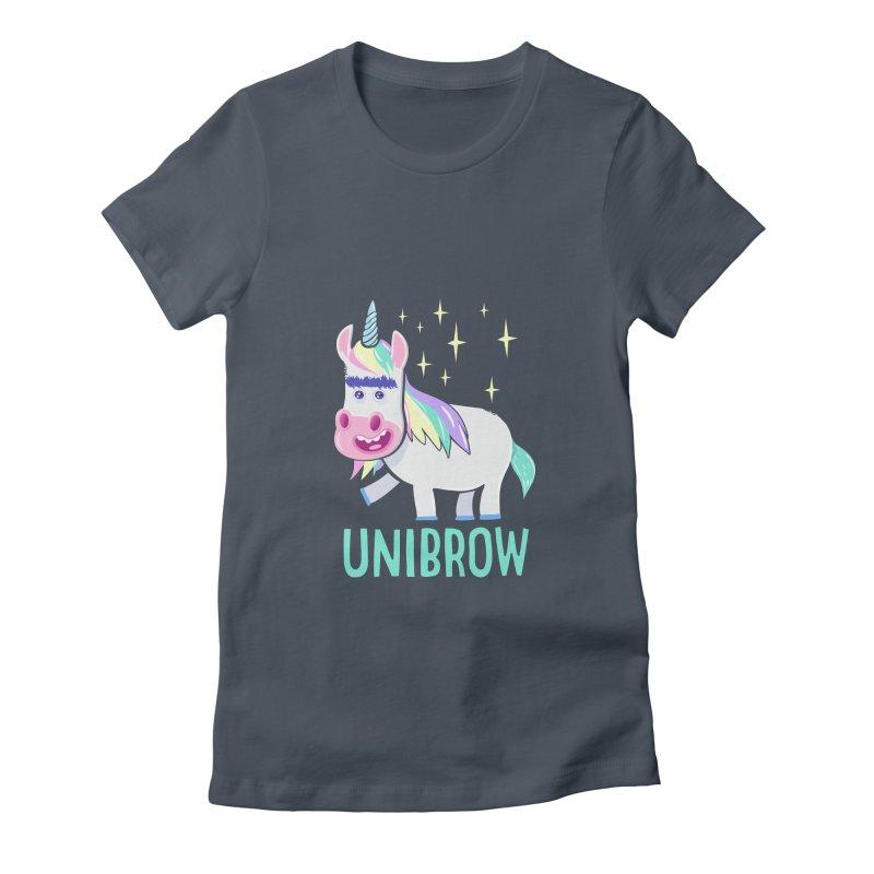 Unibrow Women's T-Shirt by