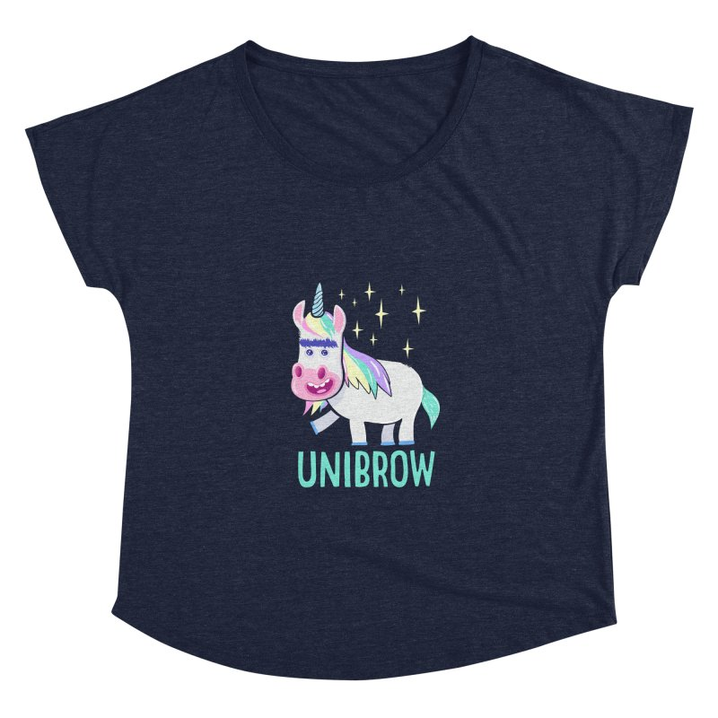 Unibrow Women's Scoop Neck by