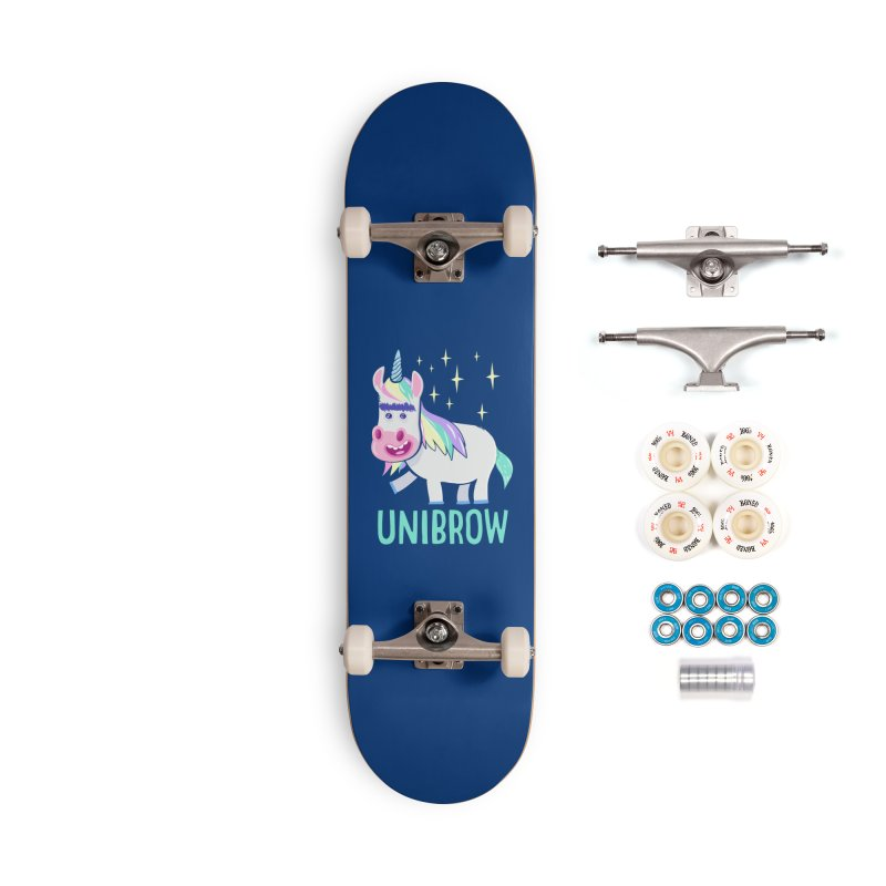 Unibrow Accessories Skateboard by