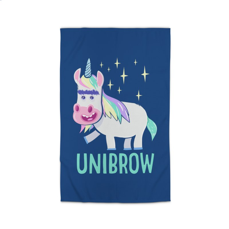 Unibrow Home Rug by