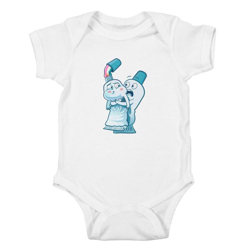 Heimlich maneuver Kids Baby Bodysuit by