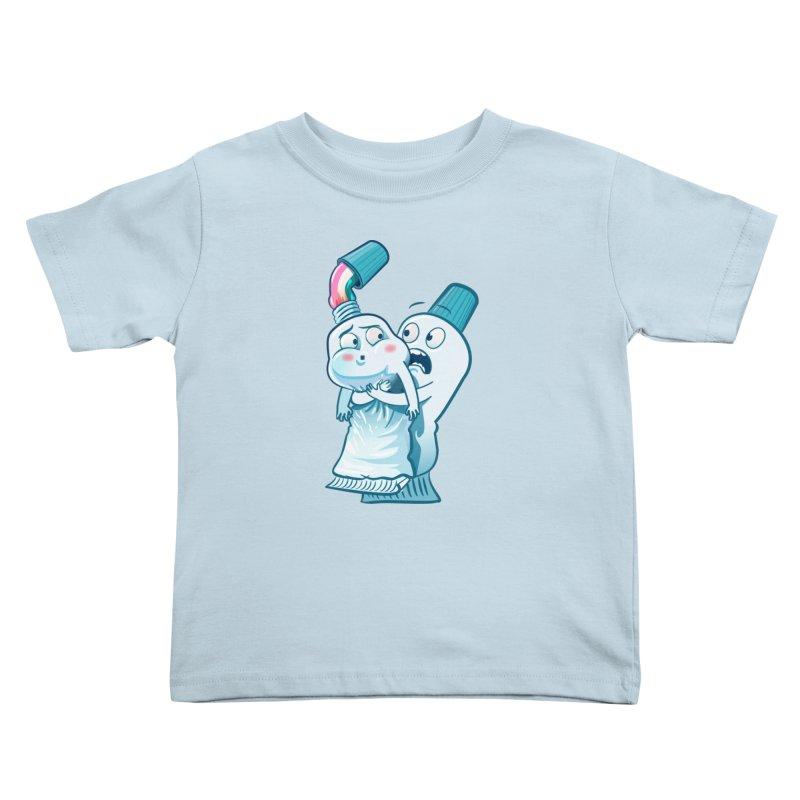 Heimlich maneuver Kids Toddler T-Shirt by