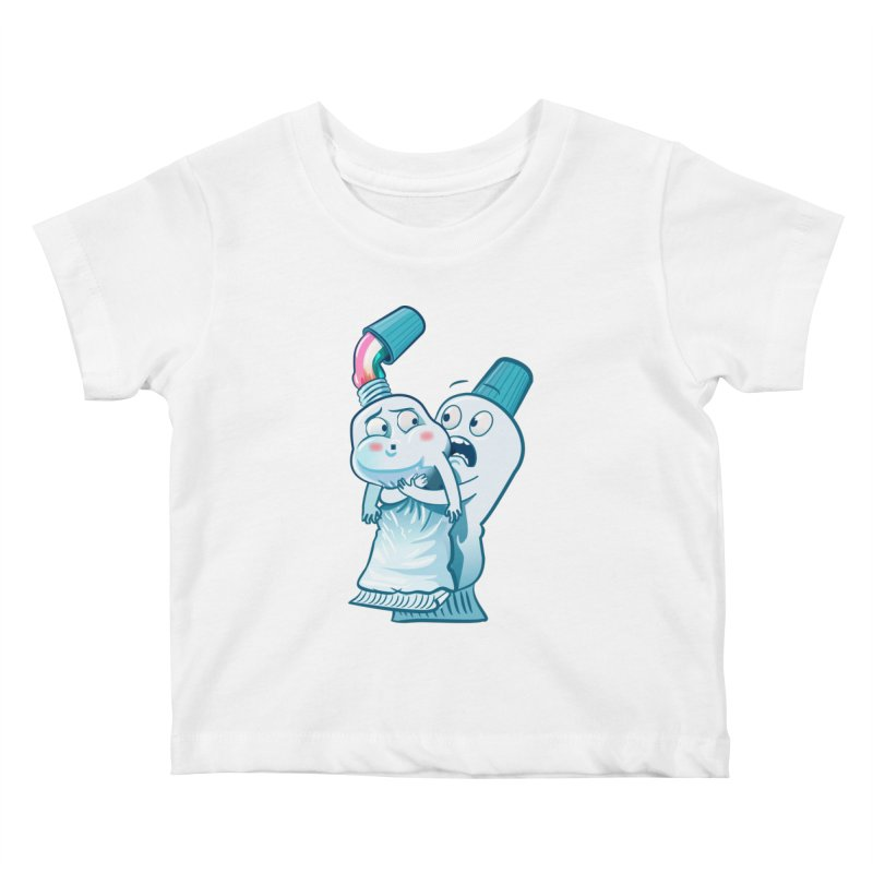 Heimlich maneuver Kids Baby T-Shirt by