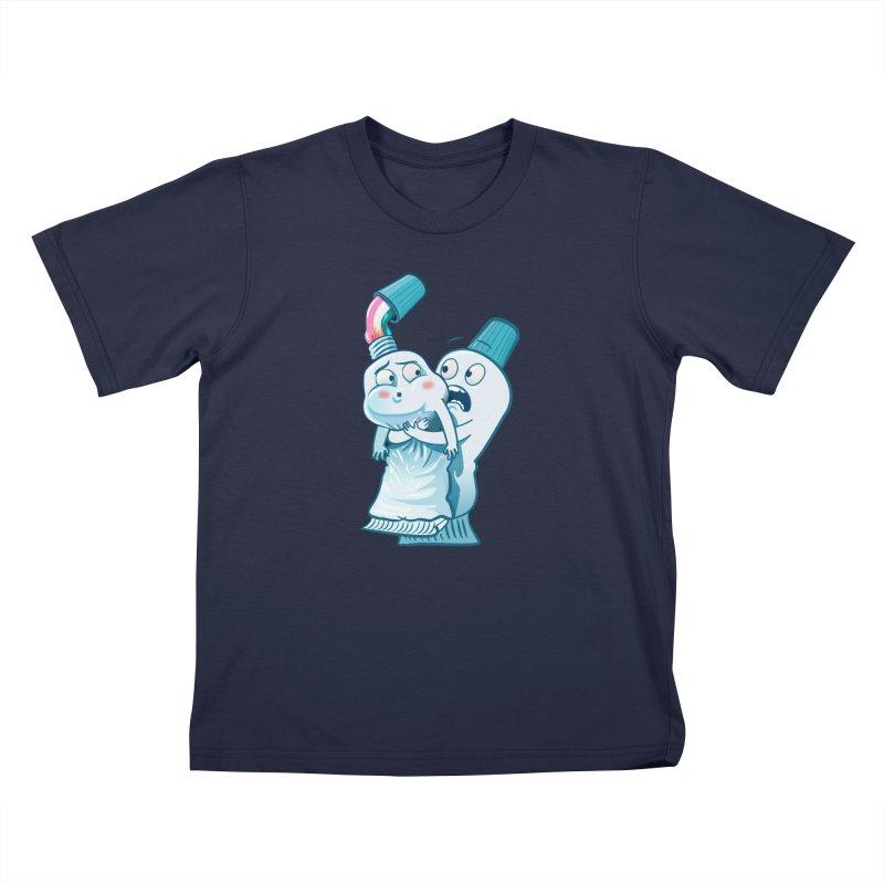Heimlich maneuver Kids T-Shirt by