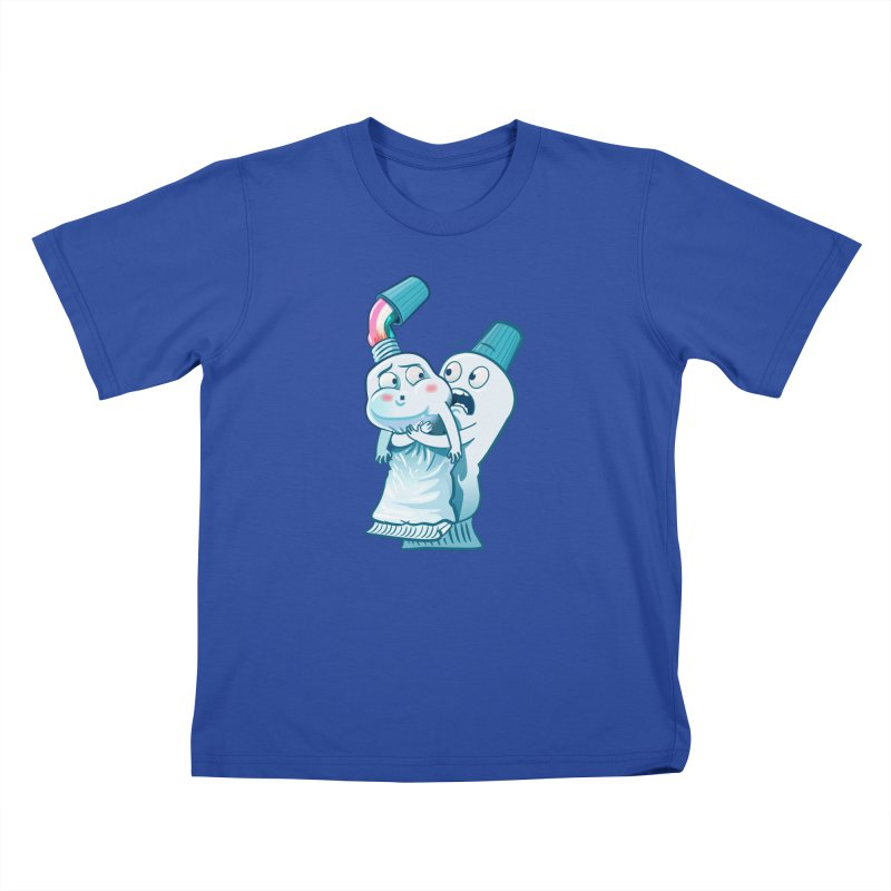 Heimlich maneuver Kids T-Shirt by