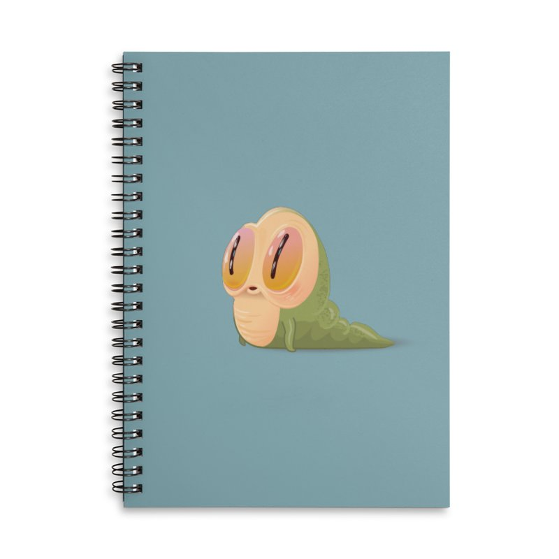 Baby Jabba, I guess Accessories Notebook by