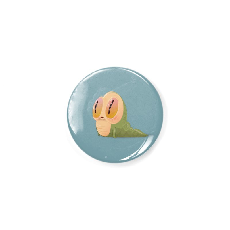 Baby Jabba, I guess Accessories Button by