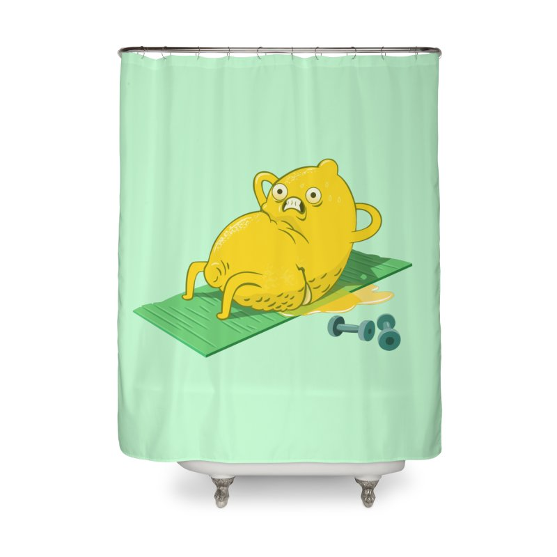 Juice Home Shower Curtain by
