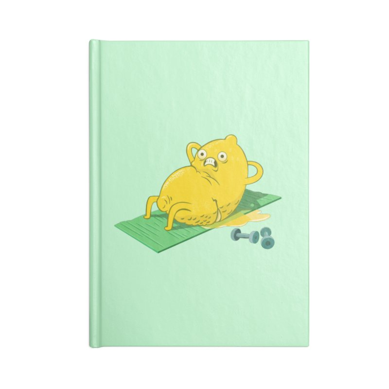 Juice Accessories Notebook by