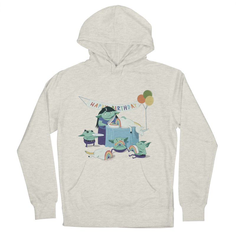 MOTHER GOBLIN'S 50TH Men's Pullover Hoody by weoos02's Artist Shop